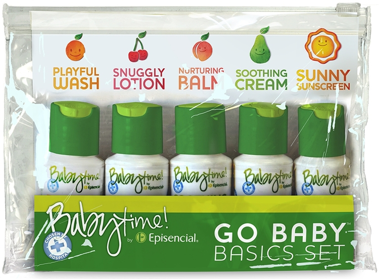 Go Baby! Basics Set, by Episencial